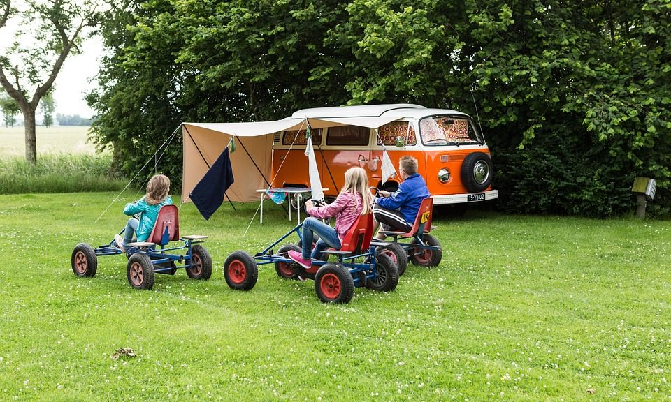 Camping Parc de Bormes
