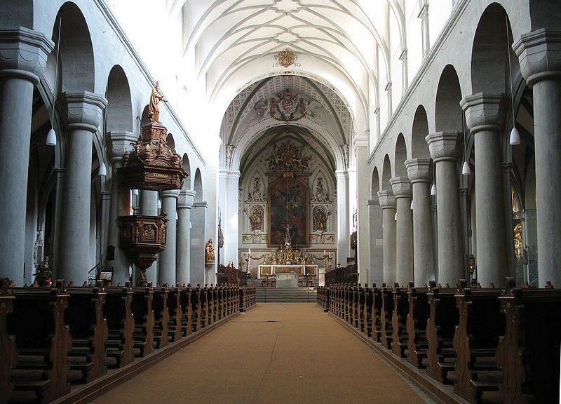 La Chapelle Notre Dame de Constance